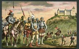 NIDEGGEN - ENGELBERT II VON FALKENBURG WIRD IM JAHRE 1267 ZUR BURG NIDEGGEN GEBRACHT..... - Other