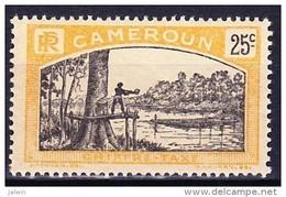 CAMEROUN TAXE 1925-27 YT N° T 7 ** - Nuovi
