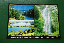 C 10 / NAPIER WAIROA ROAD HAWKE S BAY NEW ZEALAND OCEANIE - Nieuw-Zeeland
