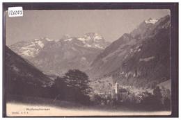 WOLFENSCHIESSEN - TB - NW Nidwalden