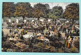 C.P.A Envoyée De MINSK En1910 - Bazar De Pâques Dans La Petite - Russie - Belarus