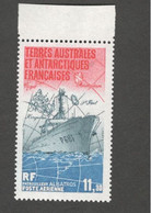 FRENCH ANTACTIC TERRITORIES...1984:  Yvert  PA84 Mnh** - Neufs