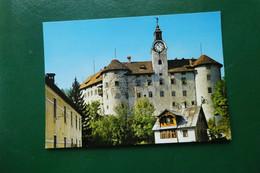 C 10 / IDRIJA GRAD MESTINI MUZEJ SLOVENIE FOTO A NEMEC EUROPE - Slovenia