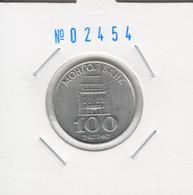 Mongolia 100 Tugrik 1994 Km#124 - Mongolia