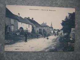 FRETIGNEY - ROUTE DE BESANCON - Andere Gemeenten