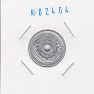 Mongolia 2 Mongo 1959 Km#22 - Mongolia