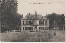 Marne : MONTMORT : La  Prairie - Montmort Lucy