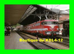 ACACF 100 - Train Le CAPITOLE - Loco BB 9292 En Gare De TOULOUSE - Haute Garonne - SNCF - Toulouse