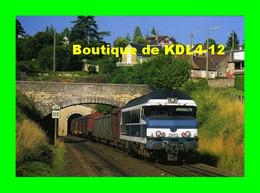 ACACF 097 - Train - Loco CC 72073 Vers MONTRICHARD - Loir Et Cher - SNCF - Trains