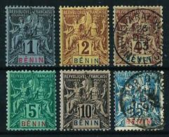Benín (Francés) Nº 33/... Cat.34,50€ - Neufs