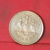 BARBADOS 5 CENTS 1986 -    KM# 11 - (Nº40541) - Barbados