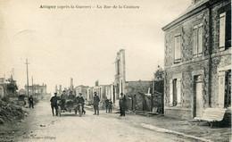 ATTIGNY.  La Rue De La Couture - Attigny