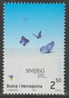 Bosnie Herzégovine Europa 2003 N° 397 ** Art De L'affiche - 2003