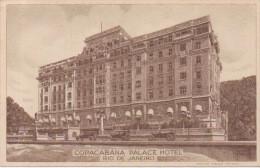 Copacabana Palace Hôtel - Rio De Janeiro ( Traction Automobile ) - Rio De Janeiro