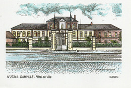 Damville 27 - Andere Gemeenten