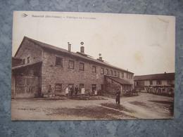 SAUVIAT - FABRIQUE DE PORCELAINE - Andere Gemeenten