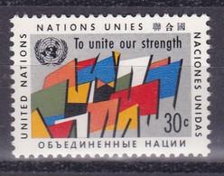United Nations New York YT** 88+114 - Nuevos