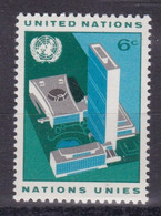 United Nations New York YT** 181 - Nuevos