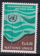United Nations Genève YT** 15+16 - Nuevos