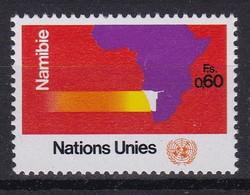United Nations Genève YT** 34-40 - Nuevos