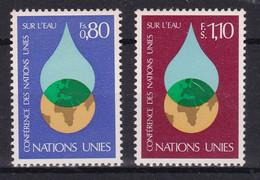 United Nations Genève YT** 64-65 - Nuevos