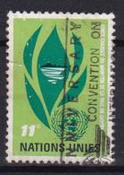 United Nations Genève YT° ** 54+63 - Nuevos