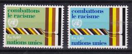 United Nations Genève YT** 68-69 - Nuevos