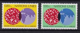 United Nations Genève YT** 73-74 - Nuevos