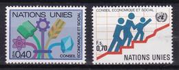 United Nations Genève YT** 94-95 - Nuevos