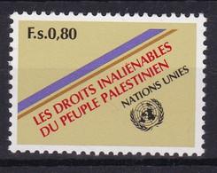 United Nations Genève YT** 96+99 - Nuevos