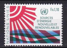 United Nations Genève YT** 100+111 - Nuevos