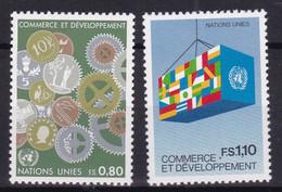 United Nations Genève YT** 115-116 - Nuevos