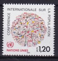 United Nations Genève YT** 119+126 - Nuevos