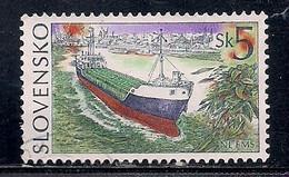 SLOVAQUIE  N°   177    OBLITERE - Usados