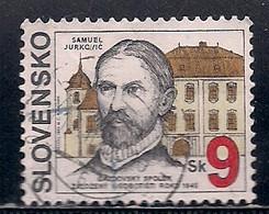SLOVAQUIE  N°   191    OBLITERE - Usados