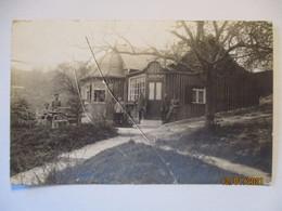 Frankreich Chemin Des Dames, Haus, Feldpost RIR 8, 1917 Fotokarte (65219) - Guerre 1914-18