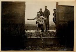CROIX DE BERNY LAFFARGUE CROSS COUNTRY ATHLÉTISME ATHLETICS ATLETISMO 18*13CM Photo Meurisse Paris Collectionmeurisse - Sport