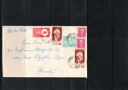 Brazil 1964 Interesting Airmail Letter - Cartas