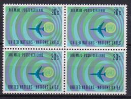 United Nations New York Aero YT** 13 - Poste Aérienne