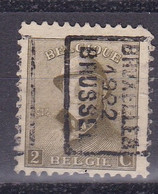 Belgie Vooraf Gestempeld PRE YT° 165-178 - 1915-1920 Albert I