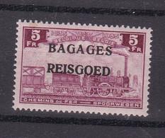 Belgie Reisgoed YT** BA 24 - Reisgoedzegels