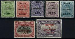 België OC55/61 * - Bezettingszegels - Occupation - Belgische Bezetting Van Eupen En Malmedy - [OC55/105] Eupen/Malmedy