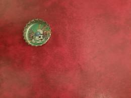 Kroonkurk Coca Cola Smurfen - Capsule Schtroumpfs Coca Cola - Unclassified
