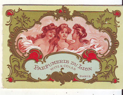 Petit Calendrier 9,5x6,5cm 1907 - Small : 1901-20
