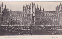 Photos Stéréoscopique Julien Damoy Royaume Unie Londres Abbaye De Westminster - Fotos Estereoscópicas