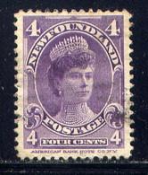 NEWFOUNDLAND, NO. 84 - 1865-1902