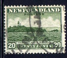 NEWFOUNDLAND, NO. 196, PERF. 13 1/2 - 1908-1947