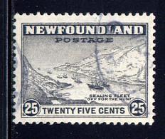 NEWFOUNDLAND, NO. 197, PERF. 13 1/2 - 1908-1947