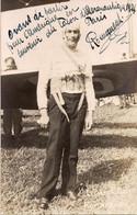 Aviation - Parachutiste Tessinois Plinio Romaneschi - 1924 - Paracaidismo