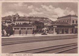 Conegliano - Panorama Dalla Ferrovia Viaggiata 1940 - Treviso